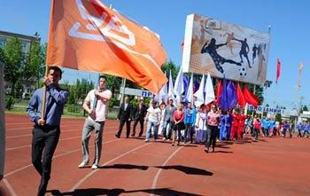 На УВЗ подвели итоги 72-ой легкоатлетической эстафеты на призы газеты