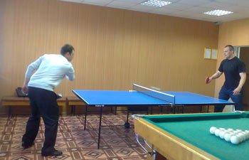 В 9-ом отряде ФПС прошел очередной турнир по настольному теннису