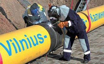 Литовские власти выдавливают Газпром из страны
