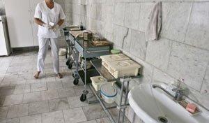 Детская больница №2 оштрафована на 21 тысячу рублей за нарушения санитарных норм