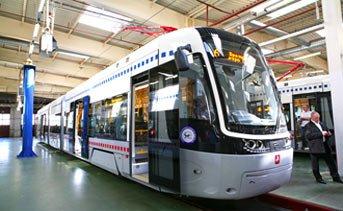 В Москве проходят испытания новых трамваев производства Уралвагонзавода