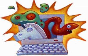 Нижний Тагил - первый по количеству вирусной заразы в российском сегменте интернета