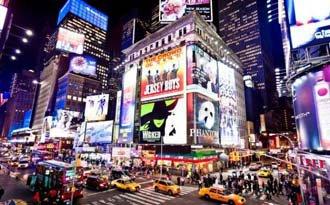 Большой Театр гастролирует в Нью-Йорке