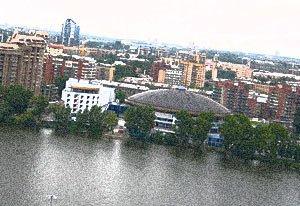 В Екатеринбурге презентовали 3D-карту города
