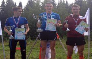 Тагильский спортсмен Сергей Дьячук выиграл V этап Кубка России по двоеборью на горе Долгой