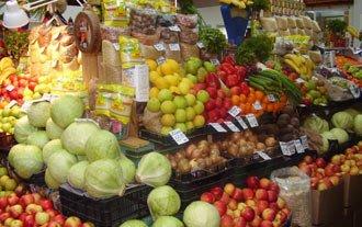 Сергей Носов посетил колхозный рынок Нижнего Тагила