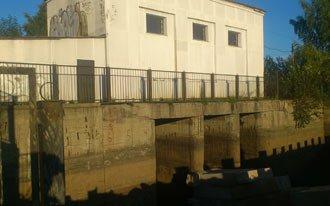 На Нижневыйской плотине начались ремонтные работы