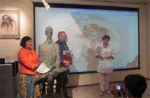 Тагильчанам вручили награды за вклад в развитие ювелирного искусства