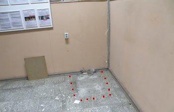 Сегодня ночью на ВГОКе неизвестные украли банкомат с 3,5 млн рублей