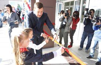 В 2014 году в Свердловской области капитально отремонтировали 300 школ