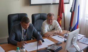 Депутаты Гордумы рассмотрели исполнение бюджета за первое полугодие