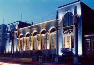 Свердловская филармония получит новый концерный зал
