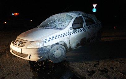 На 51 км автотрассы Алапаевск - Николо-Павловское погиб водитель а/м Рено