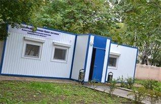 В Екатеринбурге открылся модульный пункт питания для бездомных