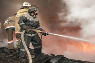 Семья из трех человек погибла во время пожара на улице Челюскинцев