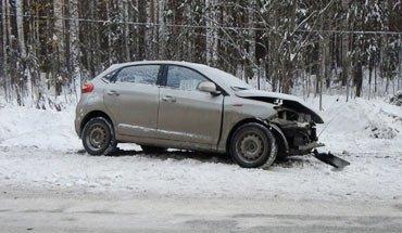 На Чусовском тракте в ДТП пострадали 4 человека