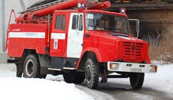 В посёлке Евстюниха во время пожара погибла женщина