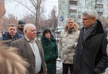Детский сад №165 должен начать работу в ближайшее время, уверен Сергей Носов