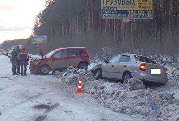 В ДТП на 325 км автотрассы Екатеринбург - Пермь погиб младенец
