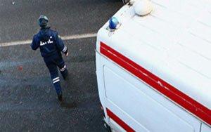 Ребенок попал под колеса внедорожника на улице Вогульская