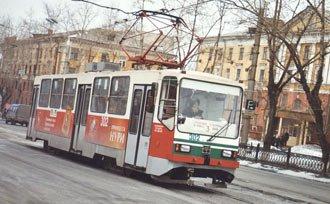 Стоимость проезда в городских трамваях может вырасти до 16 рублей с 1 января 2015 года