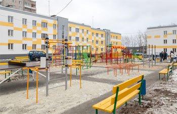 Погорельцы с проспекта Вагоностроителей №41 переехали в новое жильё
