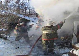 23 ноября во время пожара в селе Лая погибла пенсионерка