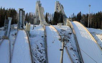 К этапу Кубка мира по прыжкам с трамплина обновят спорткомплекс на горе Долгая