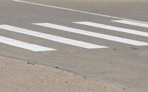 Автоледи сбила пешехода на переходе в поселке Старатель