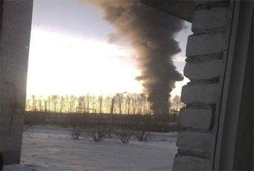 Пожар на нефтебазе в районе станции Сан-Донато потушен, один человек доставлен в больницу