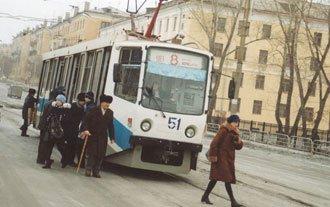 С 1 января 2015 года стоимость проезда в городских трамваях составит 16 рублей