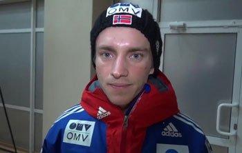 На горе Долгой завершился 7-ой этап Кубка мира по прыжкам с трамплина, 1-ое место занял норвежский спортсмен Андерс Фаннемел