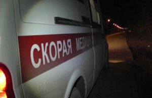 ВАЗ-07 сбил пешехода на улице Горошникова, пенсионер погиб на месте ДТП