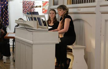 В Нижнем Тагиле прошел первый концерт органной музыки