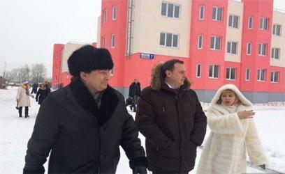 Министр ЖКХ и строительства Свердловской области Николай Смирнов посетил Нижний Тагил