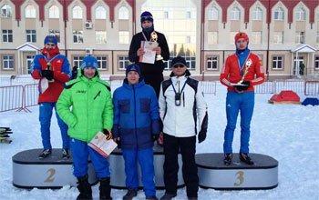 Тагильчанин Дмитрий Гельвиг выиграл Первенство России по лыжному двоеборью среди юниоров