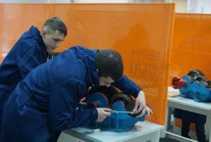 1 млн рублей выделил горно-металлургическому колледжу