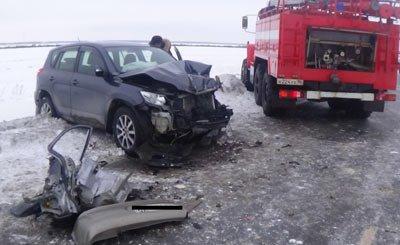 На Тюменской трассе в ДТП погибли четыре человека