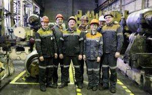 На НТМК назвали имена лучших молодых металлургов