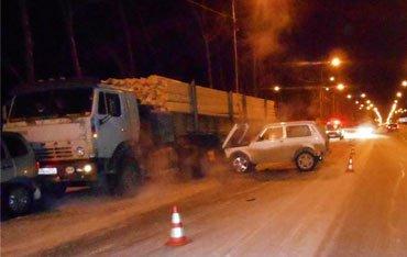 Водитель ВАЗа сбил пешехода на Южном подъезде