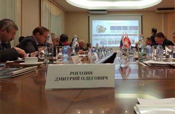 Дмитрий Рогозин дал важное поручение Олегу Сиенко