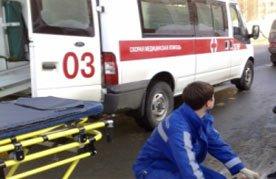 Автоледи сбила ребенка на пешеходном переходе в районе ГДДЮТ