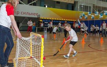 Малые Олимпийские игры собрали дошкольников Нижнего Тагила