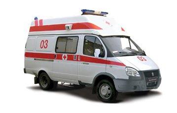 Городская станция скорой помощи получила три новых спецавтомобиля