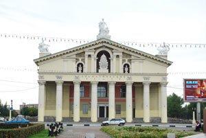 Ремонт Драматического театра закончат к первому августа
