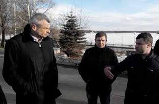 Реконструкция набережной Тагильского пруда начнется в ближайшее время