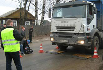 С 10 апреля по 9 мая закрывают дороги для проезда большегрузного транспорта