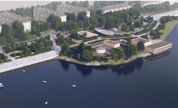 Нижний Тагил получит 324 млн на реконструкцию набережной Тагильского пруда