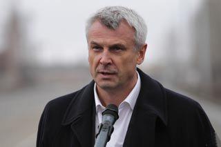 Сергей Носов совершил объезд Ленинского района