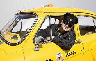 Самые популярные модели авто у российских таксистов
